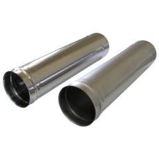 Одноконтурные дымоходы (Нержавеющая сталь)