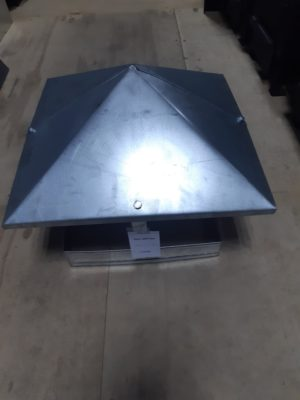 Зонт для кирпичной трубы