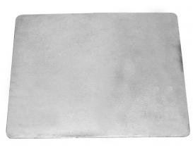 Плита чугунная, цельная 410*340