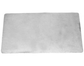 Плита чугунная, цельная 710*410