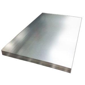 Лист оцинкованного металла в размер