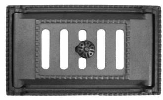 Дверка поддувальная ДП-2А