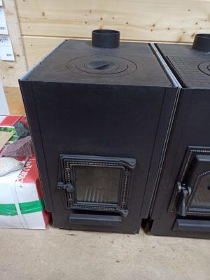 Печь отопительно-варочная (ДТ-4С)