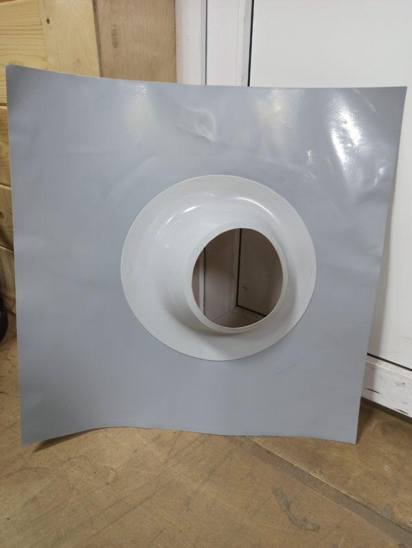 Мастер-флэш угловой (200-220мм) силикон серый