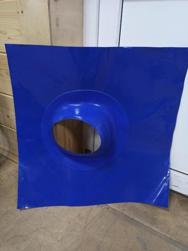 Мастер-флэш угловой (200-220мм) силикон синий