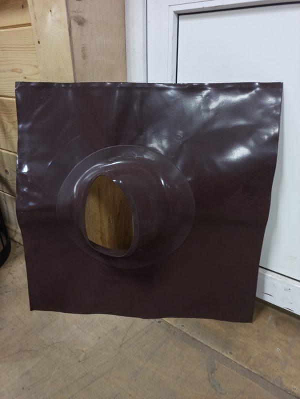 Мастер-флэш угловой (200-220мм) силикон коричневый