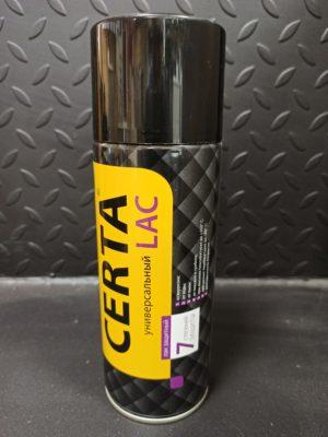 """Термостойкий лак """"Certa"""" (спрей), 0.27 кг"""